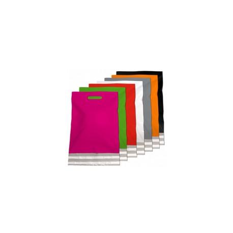 Pochettes couleur et Sacs pour e-commerce