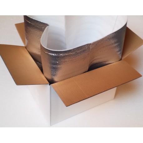 Caisse & Habillage Isotherme IsoPack