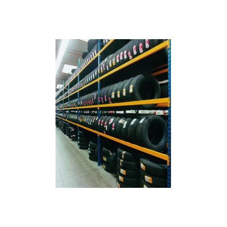 Rayonnages spéciaux pneus