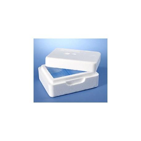 Boîtes isotherme en polystyrène