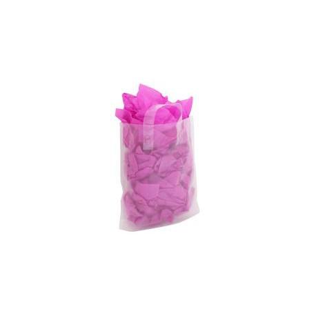 Sacs plastique à poignées souples